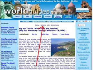 World Guides screenshot