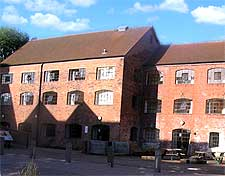 Photo of the Coalport Youth Hostel, taken by M J Richardson