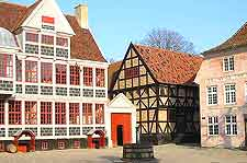 Aarhus Airport Climate and Weather: Photo of the Den Gamle By museum