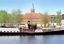 Himmelbjerget paddle steamer