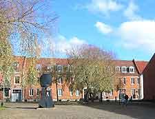 Randers city centre