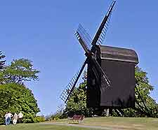 Picture of a traditional windmill