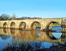 Bridge of Dee (Brig 'o Dee) photograph