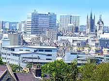 Cityscape photograph