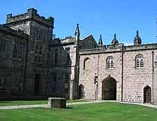 Kings College summer photograph