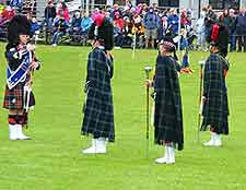 Picture taken at the Highland's Festival at Aboyne
