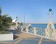 Further Corniche view