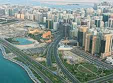 Abu Dhabi Maps and Orientation Abu Dhabi United Arab Emirates