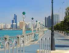 Further view of the Corniche