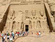 Image of the Temple of Ramses II