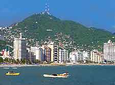 Picture of bayfront hotels in Acapulco