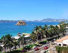 guide north america mexico acapulco