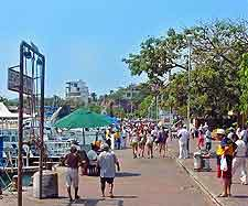 Photo of the Malecon