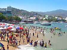 Picture of the Playa Tlacopanocha