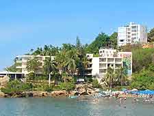 Photo of Acapulco's Playa Caleta resort