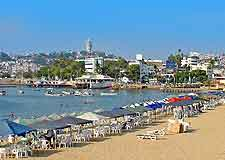 Picture of the Playa Hornos beachfront