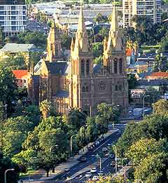 Adelaide Travel and Transport