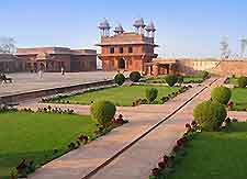 Photo of the World Heritage ghost city of Fatehpur Sikri