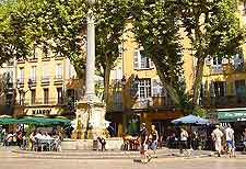 Photo of Aix-en-Provence's Place d'Hotel de Ville