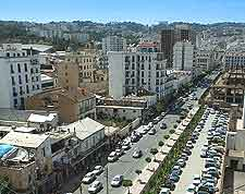 Cityscape photo of Belouizdad Quarter