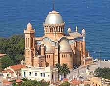 Notre Dame d'Afrique photograph (Basilica of Algiers)