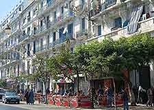 Photo of Didouche Mourad Avenue in Algiers