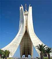 Makam Echahid (Monument des Martyrs) photo
