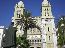 Photo of Tunisia's Cathadrale Saint-Vincent-de-Paul