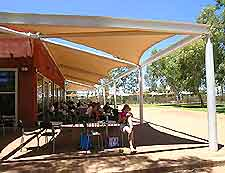 Alice Springs Restaurants and Dining
