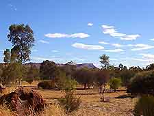 Alice Springs Attractions and Landmarks