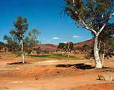 Alice Springs Golf Courses