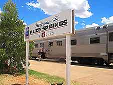 Alice Springs Travel and Transport