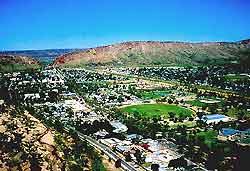 Alice Springs Information and Tourism