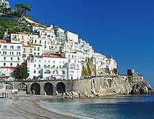 Picture of Amalfi coast