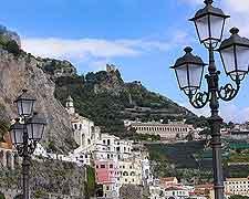 Amalfi beachfront