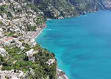 Image showing the spectacular Amalfi Coast