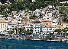 Photo of the coast