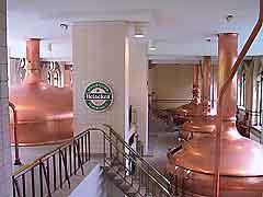 Heineken Brewery Museum