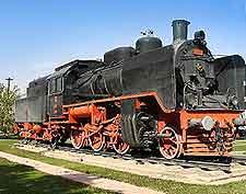 Open-Air Steam Locomotive Museum photo