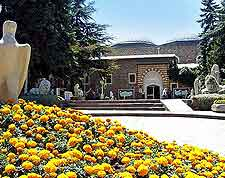 Museum of Anatolian Civilisations picture (Anadolu Medeniyetleri Muzesi)
