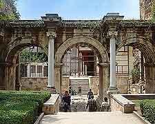 Hadrian's Gate picture (Hadrianus Gate)