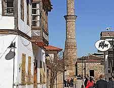 Kesik Minare view (Truncated Minaret)