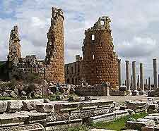 Antalya Ruins of Perge picture