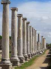Ancient City of Perge (Perga) picture