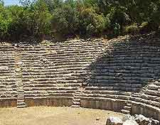 Image of amphitheatre at the Ancient City of Phaselis