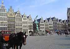 Picture of the Grote Markt