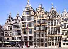 Picture of the Grote Markt Square