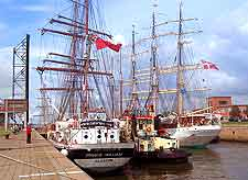 Image showing the Antwerp Tall Ships' Festival