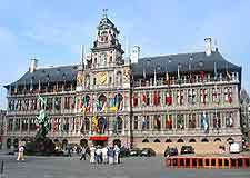 Picture of Antwerp Town Hall (Stadhuis)