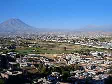 Image showing the El Misti volcano